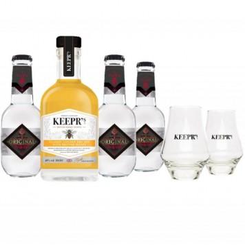 COFFRET KEEPR'S HONEY GIN...