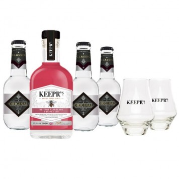 COFFRET KEEPR'S RASPBERRY...