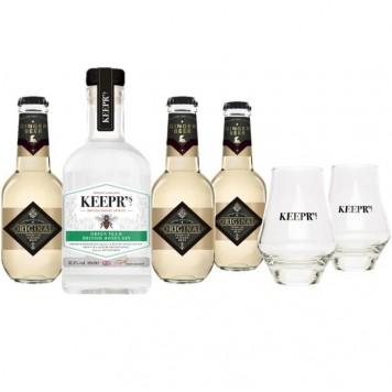 KEEPR'S GREEN TEA 1*20CL +...