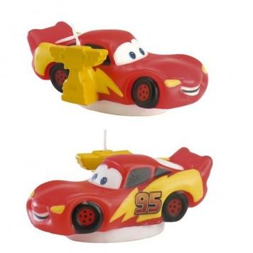 BOUGIE 8.5 CM CARS