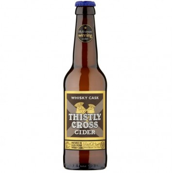 THISTLY CROSS CIDER WHISKY...