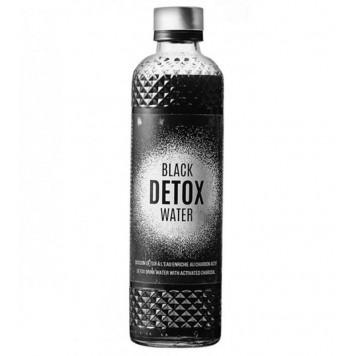 BLACK DETOX WATER 33CL