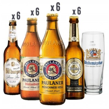 BOX SELECTION ALLEMAGNE...