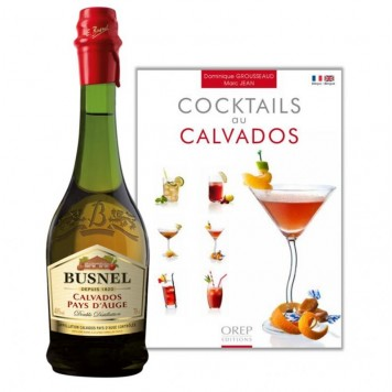 BUSNEL CALVADOS 2 ANS 70CL...