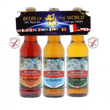 TRIPACK BEER OF THE WORLD...